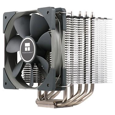 Thermalright Macho 120 Rev.B Ventilateur pour processeur  (pour socket Intel LGA 775/1150/1151/1155/1156/1366/2011/2011-3/2066 et AMD AM2/AM2+/AM3/AM3+/AM4/FM1/FM2/FM2+)