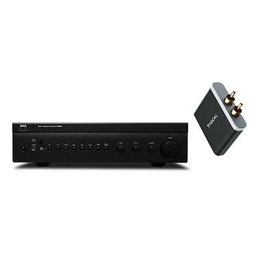 NAD C326BEE + Focal Universal Wireless Receiver - aptX