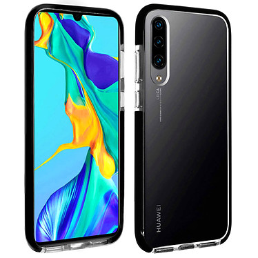 Akashi Funda de TPU ultra reforzada Huawei P30 Lite Cubierta protectora transparente reforzada para Huawei P30 Lite