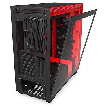 Acheter NZXT H710i Noir/Rouge