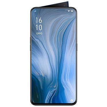 "OPPO Reno Noir Smartphone 4G-LTE Advanced Dual SIM - Snapdragon 710 8-Core 2.2 GHz - RAM 6 Go - Ecran tactile 6.4"" 1080 x 2340 - 256 Go - Bluetooth 5.0 - 3765 mAh - Android 9.0"