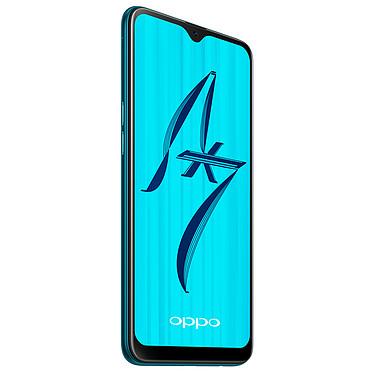 Avis OPPO AX7 Bleu