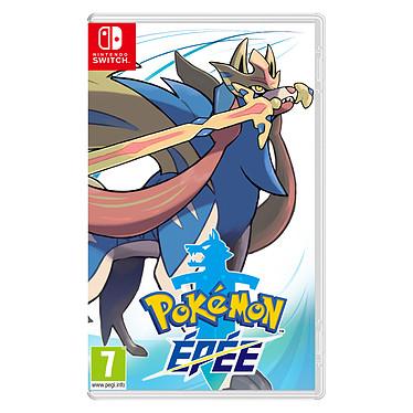 Pokémon : Épée (Switch) Jeu Switch Aventure 7 ans et plus