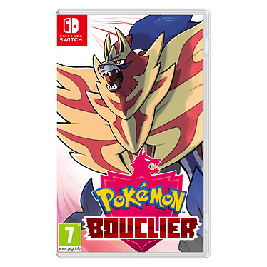 Pokémon : Bouclier (Switch)