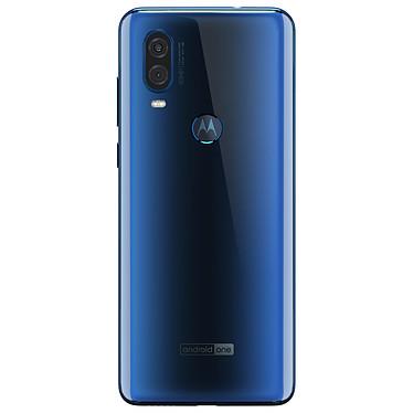 Motorola One Vision Bleu pas cher
