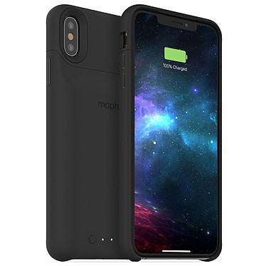 Mophie Juice Pack Noir iPhone Xs Max Coque avec batterie pour Apple iPhone Xs Max