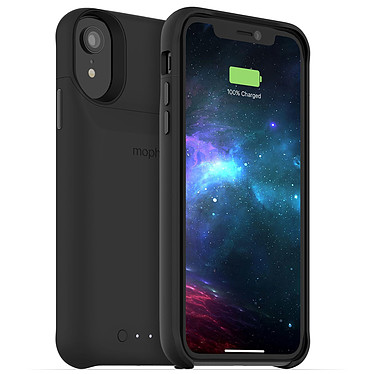 Mophie Juice Pack Noir iPhone XR Coque avec batterie pour Apple iPhone XR