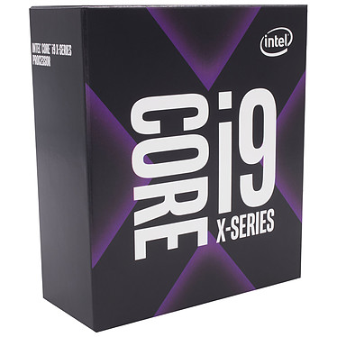 Intel Core i9-9940X (3.3 GHz / 4.4 GHz)