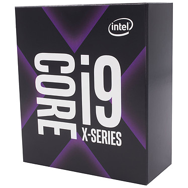 Avis Intel Core i9-9920X (3.5 GHz / 4.4 GHz)