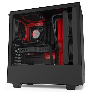 NZXT H510 Noir/Rouge