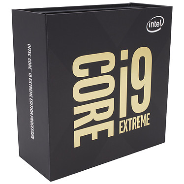 Intel Core i9-9980XE Extreme Edition (3.0 GHz / 4.4 GHz)
