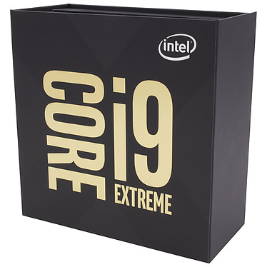 Avis Intel Core i9-9980XE Extreme Edition (3.0 GHz / 4.4 GHz)