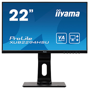 "iiyama 21.5"" LED - Prolite XUB2294HSU-B1"