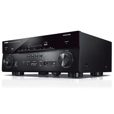 Avis Yamaha MusicCast RX-A780 Noir