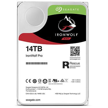 Acheter Seagate IronWolf Pro 14 To (ST14000NE0008)