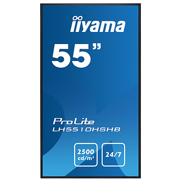 "Comprar iiyama 55"" LED - Prolite LH5510HSHB-B1"