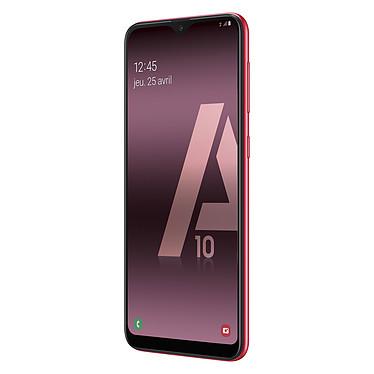Avis Samsung Galaxy A10 Rouge