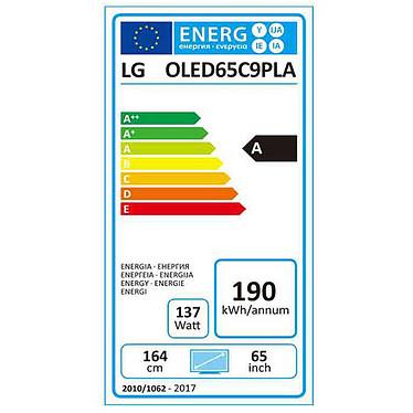 LG OLED65C9 pas cher