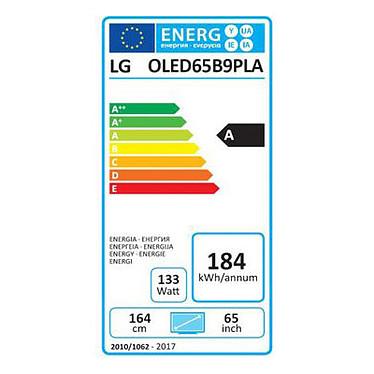 LG OLED65B9 pas cher