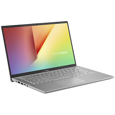 "ASUS Vivobook S14 S412DA-EK005T avec NumPad AMD Ryzen 5 3500U 8 Go SSD 256 Go 14"" LED Full HD Wi-Fi AC/Bluetooth Webcam Windows 10 Famille 64 bits"