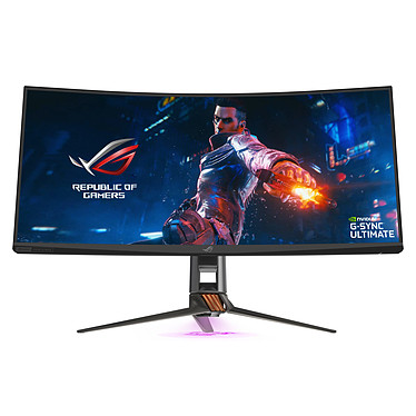 "Avis ASUS 35"" LED - ROG Swift PG35VQ"