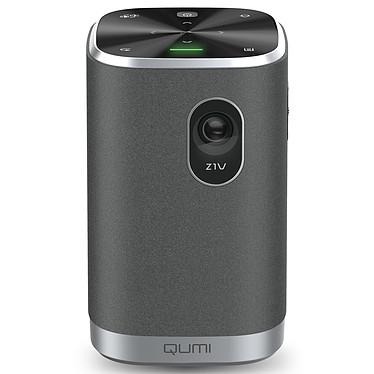Vivitek Qumi Z1V Vidéoprojecteur portable LED DLP WVGA - 250 Lumens - Bluetooth audio - Batterie intégrée - HDMI/USB/SD - Audio 2 x 5 Watts