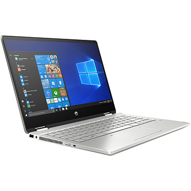 "HP Pavilion x360 14-dh0037nf Intel Core i7-8565U 8 Go SSD 512 Go 14"" LED Tactile Full HD Wi-Fi AC/Bluetooth Webcam Windows 10 Famille 64"