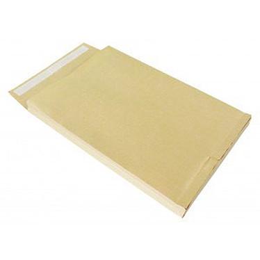 La Couronne Boîte de 125 enveloppes Kraft arme 130 grammes Boîte de 125 enveloppes Kraft arme 130g au format 260 x 330 mm