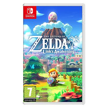 The Legend of Zelda : Link's Awakening (Switch) Jeu Switch Aventure 7 ans et plus