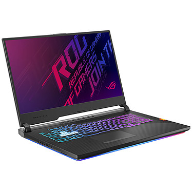 "ASUS ROG STRIX SCAR III G731GW-H6161T Intel Core i7-9750H 16 Go SSD 1 To 17.3"" LED Full HD 240 Hz NVIDIA GeForce RTX 2070 8 Go Wi-Fi AC/Bluetooth Windows 10 Famille 64 bits"