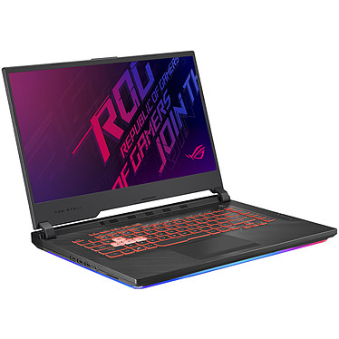 "ASUS ROG STRIX G G531GU-AL003T Intel Core i7-9750H 8 Go SSD 512 Go 15.6"" LED Full HD NVIDIA GeForce GTX 1660 Ti 6 Go Wi-Fi AC/Bluetooth Windows 10 Famille 64 bits (garantie constructeur 2 ans)"