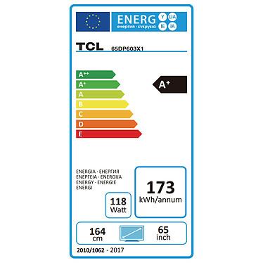 TCL 65DP603 pas cher