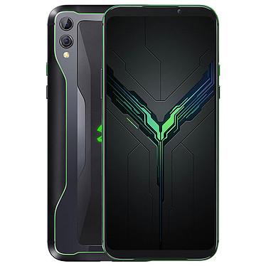 "Black Shark 2 Smartphone 4G-LTE - Snapdragon 855 8-Core 2.84 GHz - RAM 8 Go - Ecran tactile 6.39"" 1080 x 2340 - 128 Go - Bluetooth 5.0 - 4000 mAh - Android 9.0 + Coque de protection + Gamepad 2.0"
