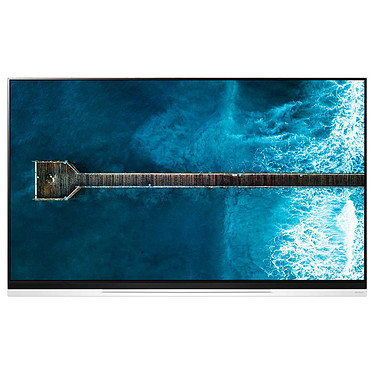 "LG OLED65E9 Téléviseur OLED 4K 65"" (165 cm) 16/9 - 3840 x 2160 pixels - Ultra HD 2160p - HDR - Wi-Fi - Bluetooth - AirPlay 2 - Dolby Atmos - Barre de son intégrée (dalle native 100 Hz)"