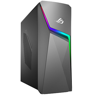 ASUS ROG STRIX GL10CS-FR156T Intel Core i5-9400 8 Go SSD 512 Go NVIDIA GeForce GTX 1660 Ti 6 Go Wi-Fi AC/Bluetooth Windows 10 Famille 64 bits (sans écran)
