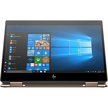 "HP Spectre x360 13-ap0021nf Intel Core i7-8565U 8 Go SSD 256 Go 13.3"" LED Full HD Tactile Wi-Fi AC/Bluetooth Webcam Windows 10 Famille 64 bits"