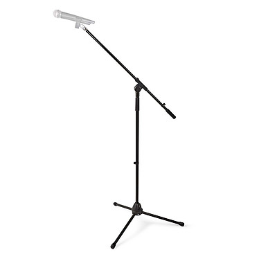 Nedis Trépied Microphone Trépied pour microphone avec hauteur ajustable