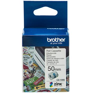 Brother CZ-1005 Ruban 50 mm tout-en-couleur - 5 m