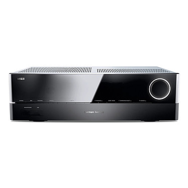 Harman Kardon AVR 151S Ampli-tuner Home Cinema 3D Ready 5.1 - 5 x 75 Watts - 4x HDMI 1.4 - Ethernet/DLNA - Spotify Connect