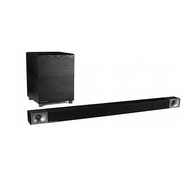 Klipsch BAR 48 Barre de son 3.1 - 440 Watts -  Décodeurs audio Dolby Audio et DTS - Caisson de basses sans fil