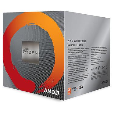 Avis AMD Ryzen 7 3800X Wraith Prism LED RGB (3.9 GHz / 4.5 GHz)