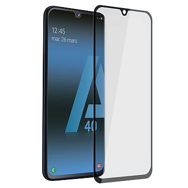 Akashi Film Verre Trempé 2.5D Galaxy A40 Film de protection intégral 2.5D en verre trempé pour Samsung Galaxy A40