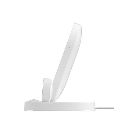Belkin Station de recharge BOOST UP pour Apple Watch et iPhone (Blanc) pas cher