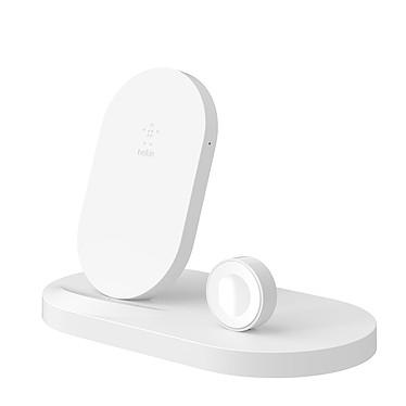 Acheter Belkin Station de recharge BOOST UP pour Apple Watch et iPhone (Blanc)