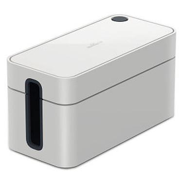 Durable Cavoline BOX S Gris Boîte de dissimulation pour câbles et multiprise 3 prises
