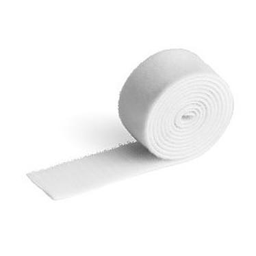 Durable Cavoline Grip 30 Blanc Ruban auto-agrippant pour câbles - 100 x 3 cm