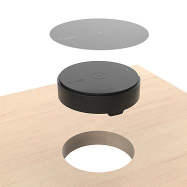 Belkin système de recharge à induction BOOST UP avec installation encastrée / dissimulée