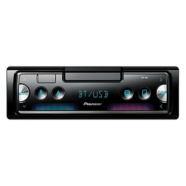 Pioneer SPH-10BT Autoradio Bluetooth USB compatible smartphone Android et iPhone