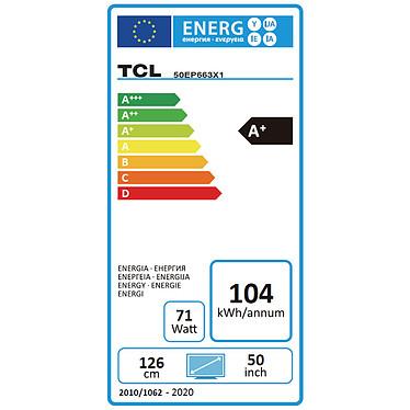 TCL 50EP663 a bajo precio