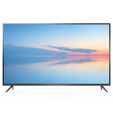 "TCL 43EP644 Téléviseur LED 4K Ultra HD 43"" (109 cm) 16/9 - 3840 x 2160 pixels - HDR - Android TV - Wi-Fi - Bluetooth - 1200 Hz - Son 2.0 16W"